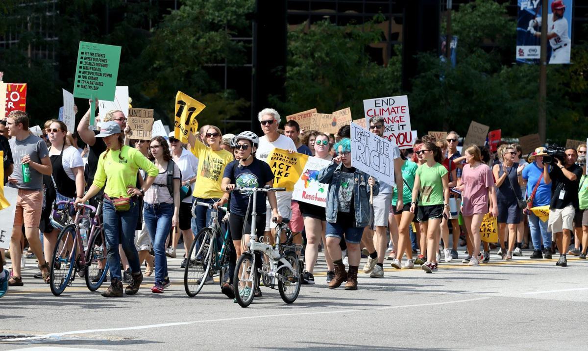 Climate Strike St. Louis