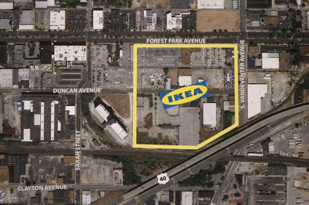 Ikea S Announces St Louis Location