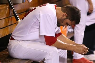 Cardinals v Philadelphia Phillies