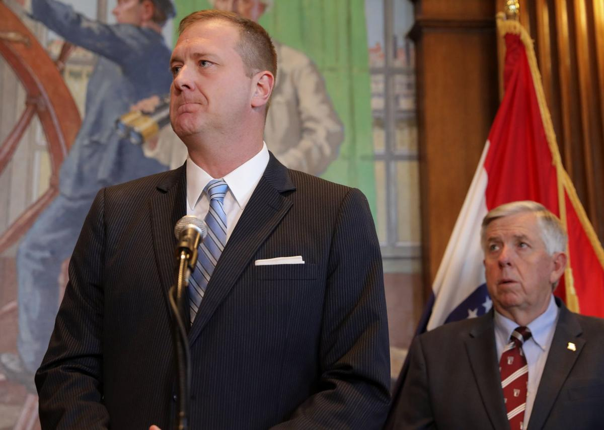 State Treasurer Eric Schmitt to become Missouri AG after Hawley elected to Senate