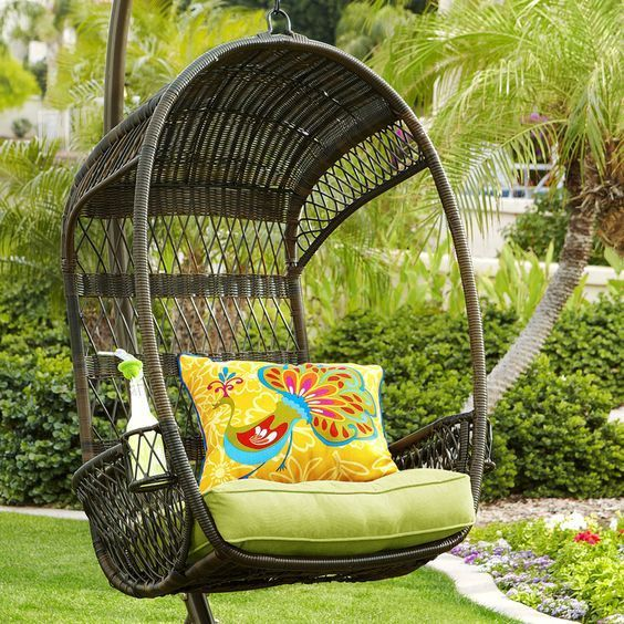 Pier 1 Recalls 276,000 Outdoor Swing Chairs Due To Fall Risk
