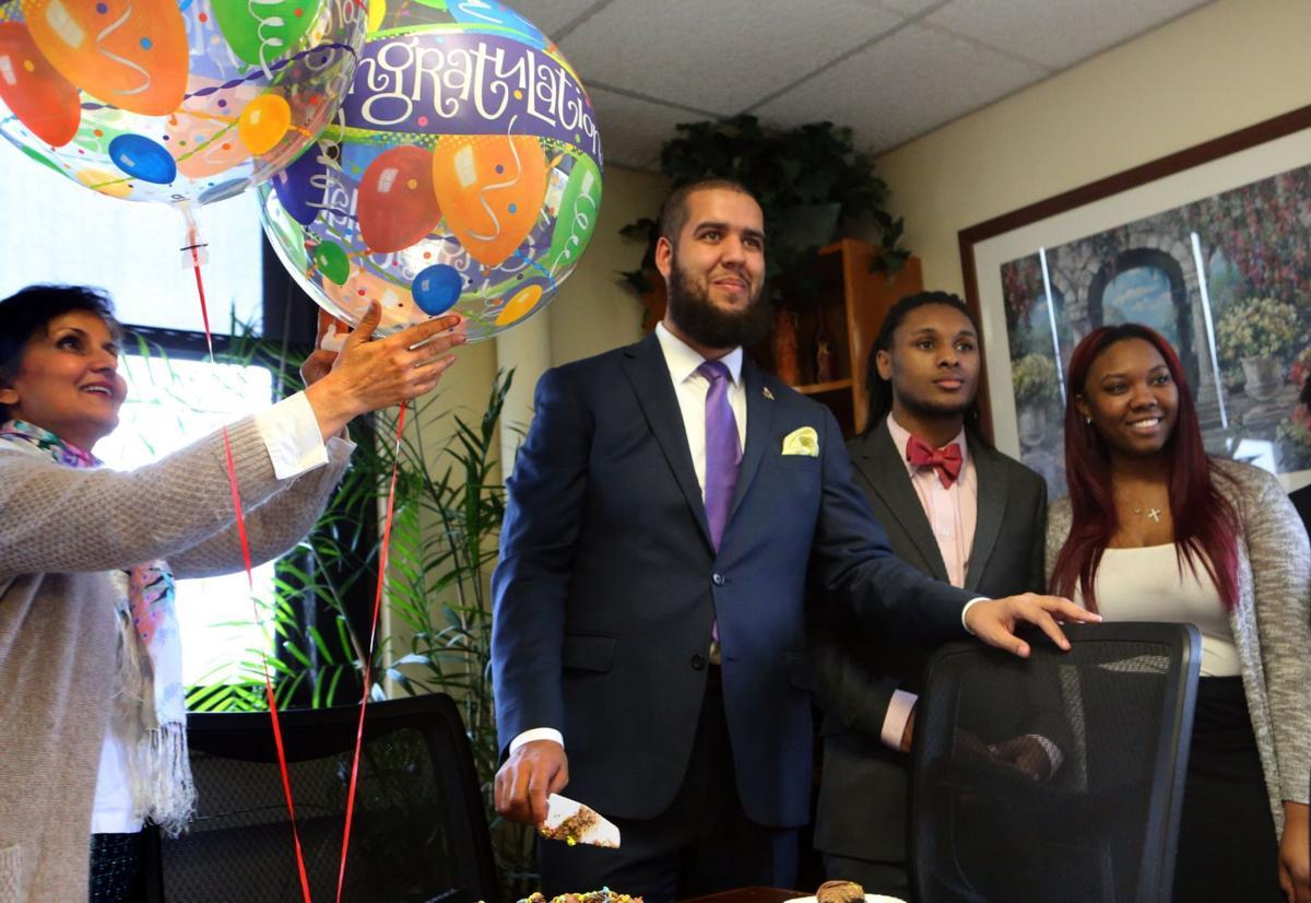 Harris-Stowe student begins inaugural abroad trip