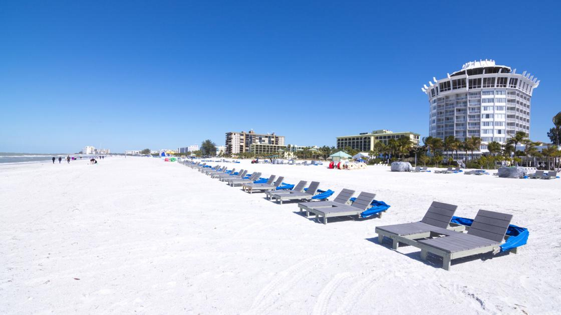 These 8 Florida beaches are among the best in the country, according to Tripadvisor