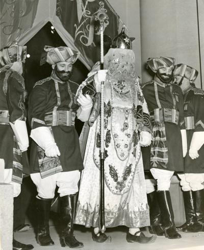 1959 Veiled Prophet