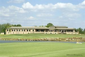 Old Hickory clubhouse back