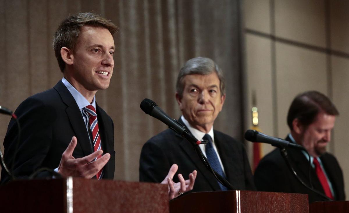 Candidates for Missouri Governor, U.S. Senate races, debate in Branson