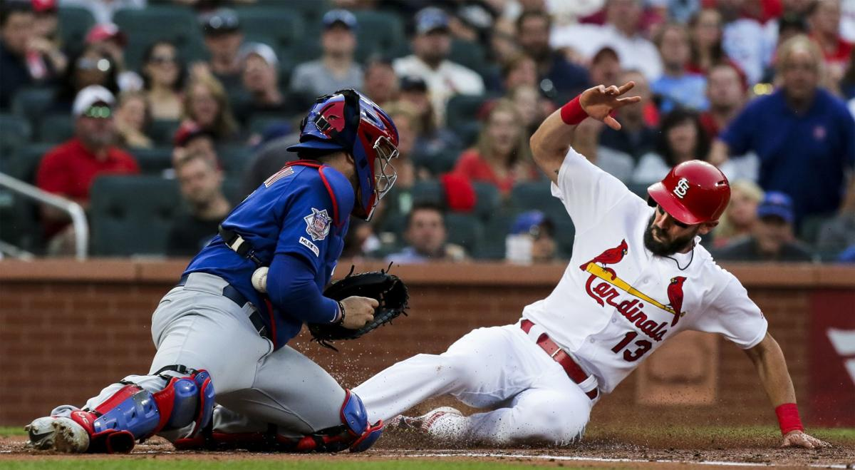 Carpenter And Cardinals Turn The Page On An Ugly May With
