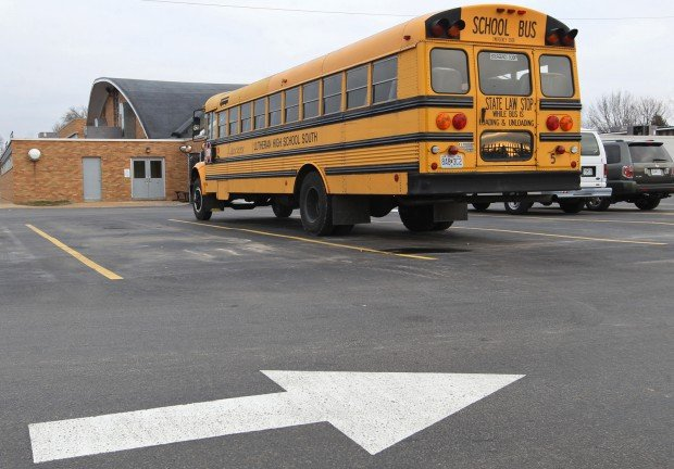 School Bus Thefts Mystify Police In Jefferson And St