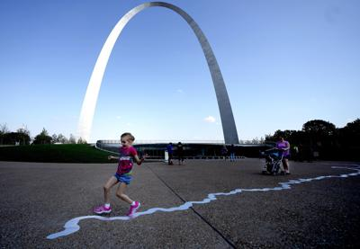 St. Louis gets a shiny, new river at the Gateway Arch