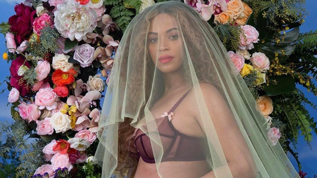 Beyonce is having twins