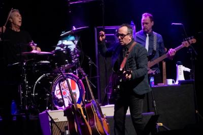 Elvis Costello at Stifel Theatre