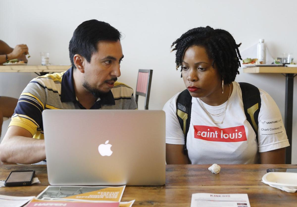 The Venture Cafe brings people and dreams together
