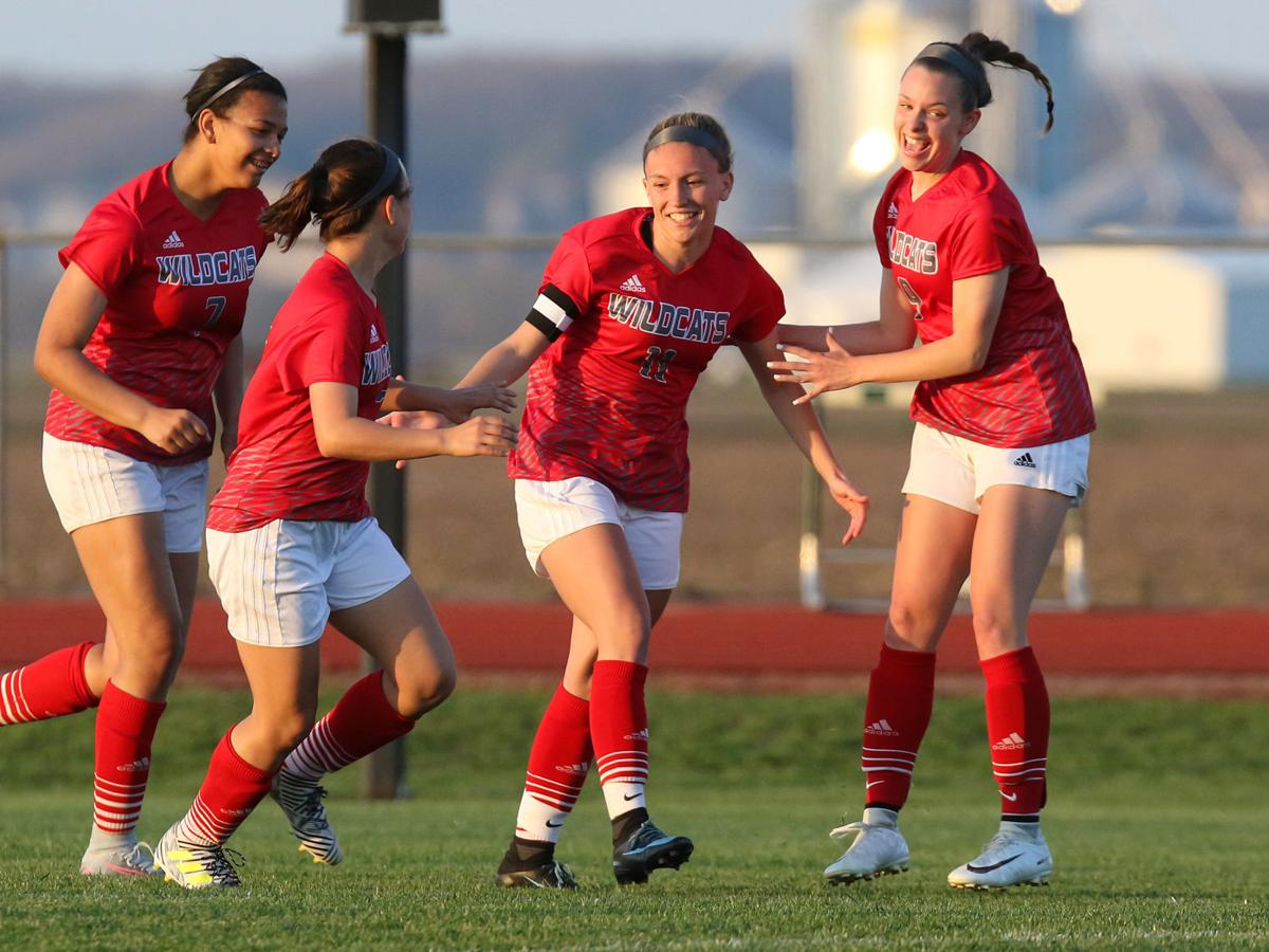 Hazelwood West vs. Orchard Farm girls soccer