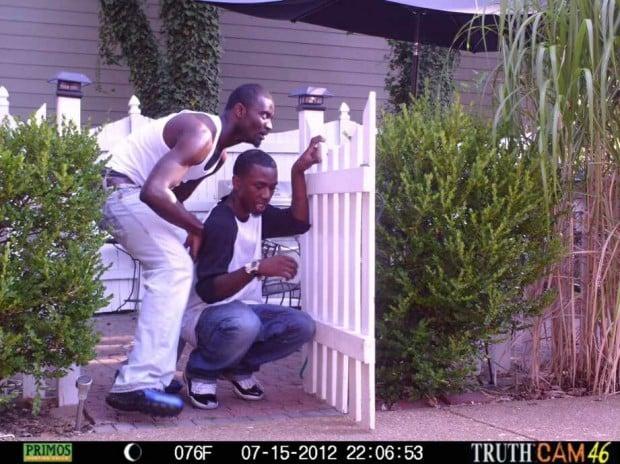 Brentwood surveillance