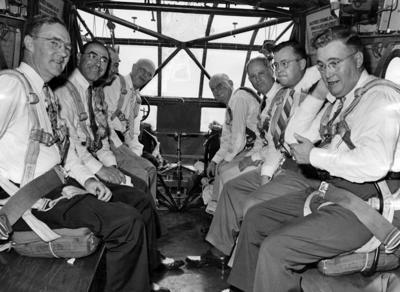 Look Back:  Glider disaster, 1943
