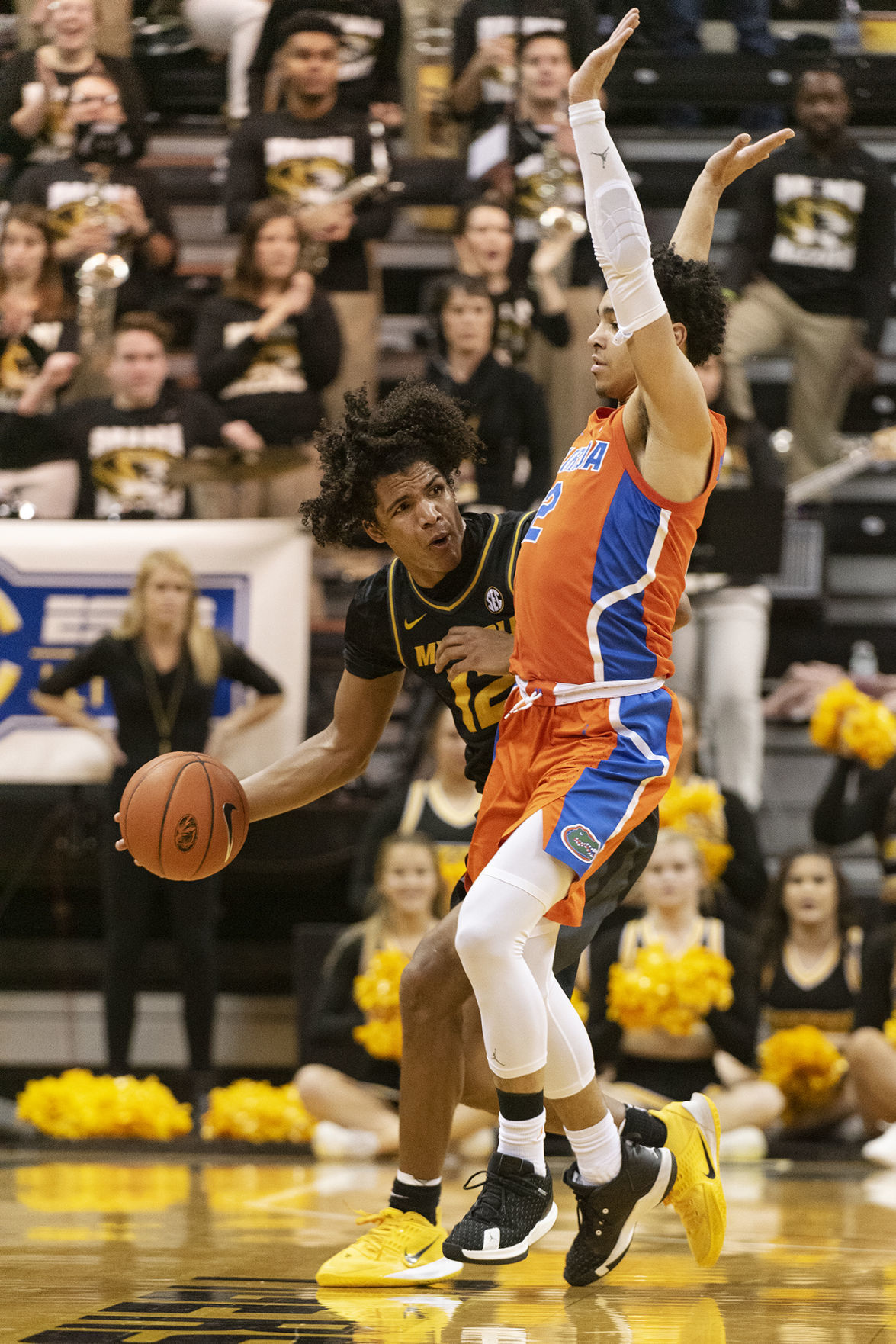 Florida Missouri Basketball