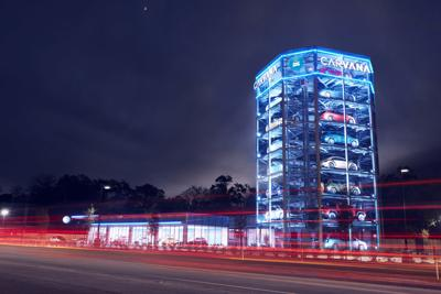 Giant vending machine that sells cars being planned in