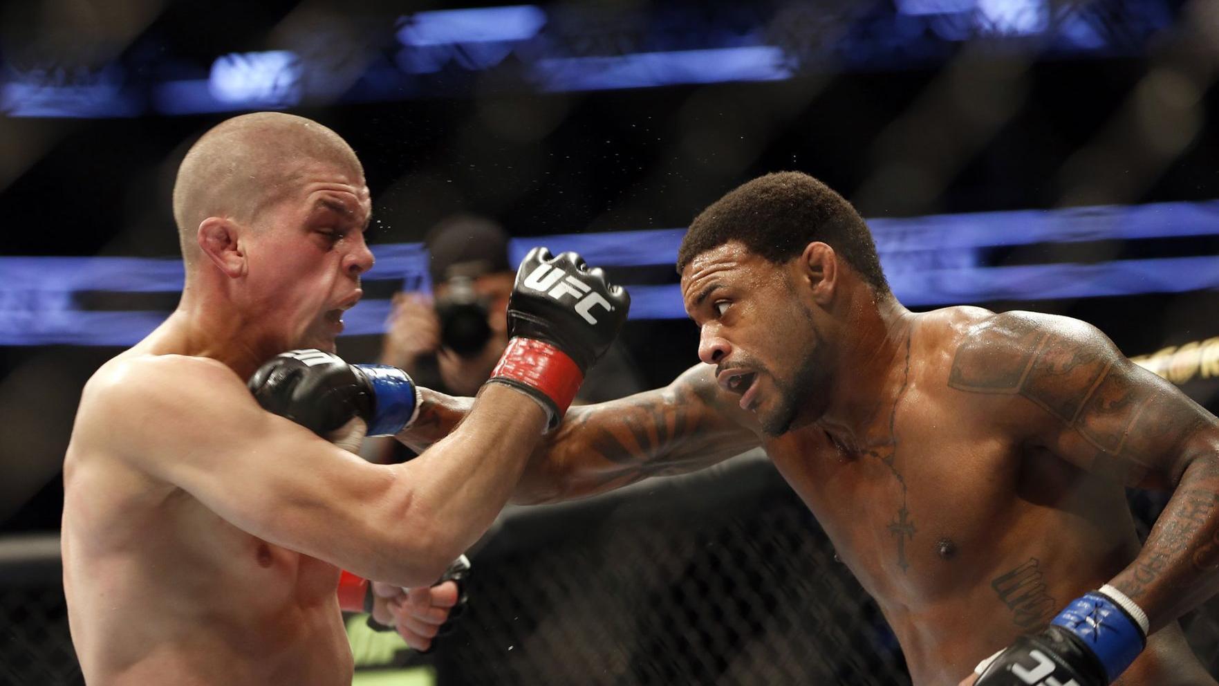 Johnson, UFC to make St. Louis debut Sunday at Scottrade