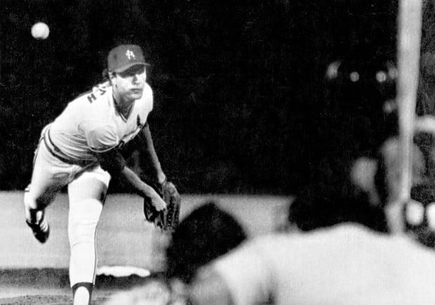 Bob Forsch's no-hitter in 1983