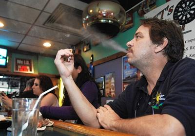 Smokers react to newly approved O'Fallon ban