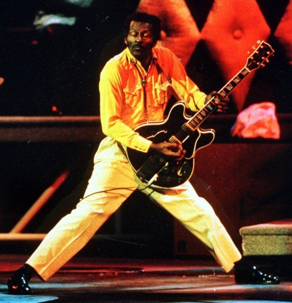 Chuck Berry - A look back