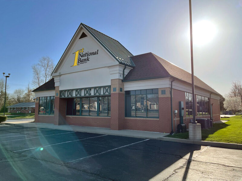 First National Bank of Waterloo Opens New Swansea Location.