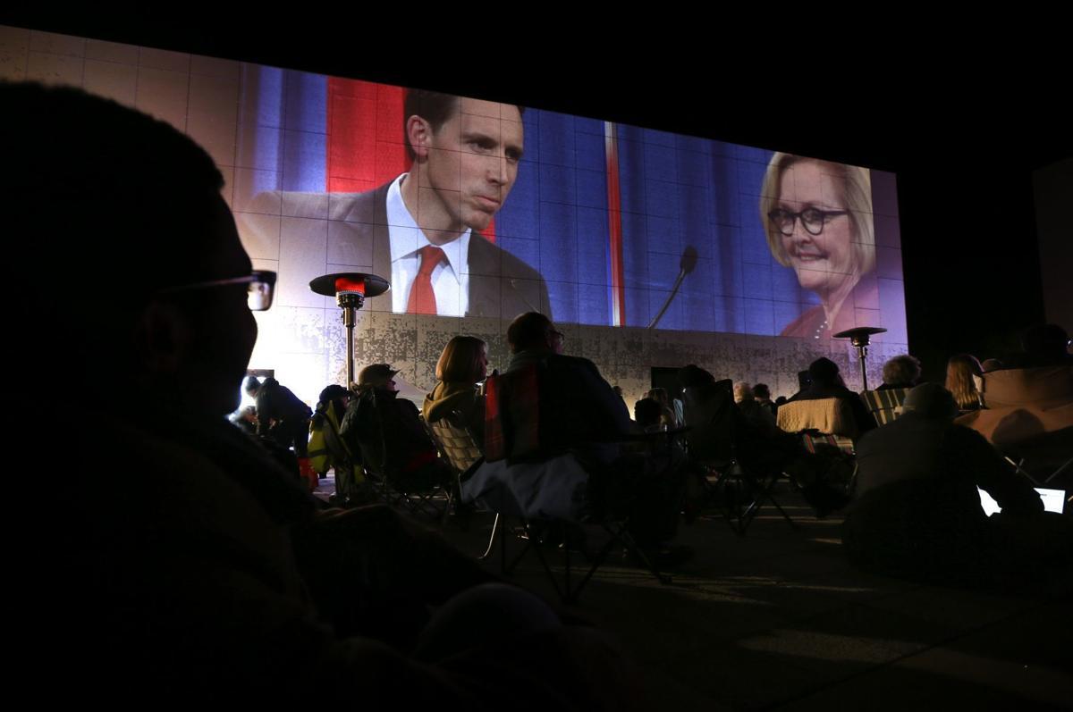 Hawley and McCaskill debate