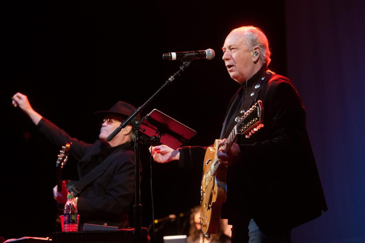 The Monkees at Family Arena