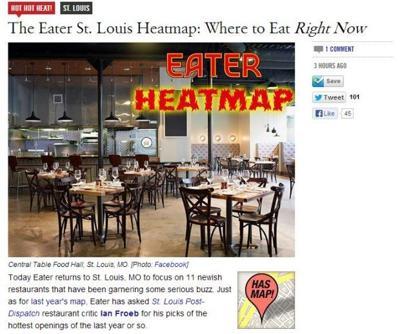 Ian\'s Notebook: Eater \'Heat Maps\' St. Louis | Off the Menu ...