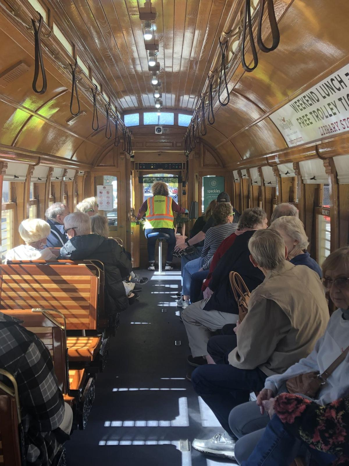 The Loop Trolley begins reduced service hours