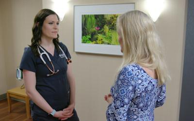 Nikki Menichino, EN, BSN, St. Luke's Hospital