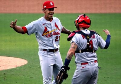 St. Louis Cardinals beat San Diego Padres 7-4 in Game 1 NL Wild Card Series