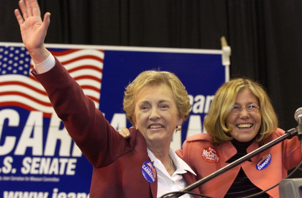 Former Missouri Senator Jean Carnahan defends Biden, praises his ...