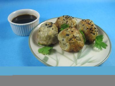Special Request Vietnamese Meatballs from Vin de Set