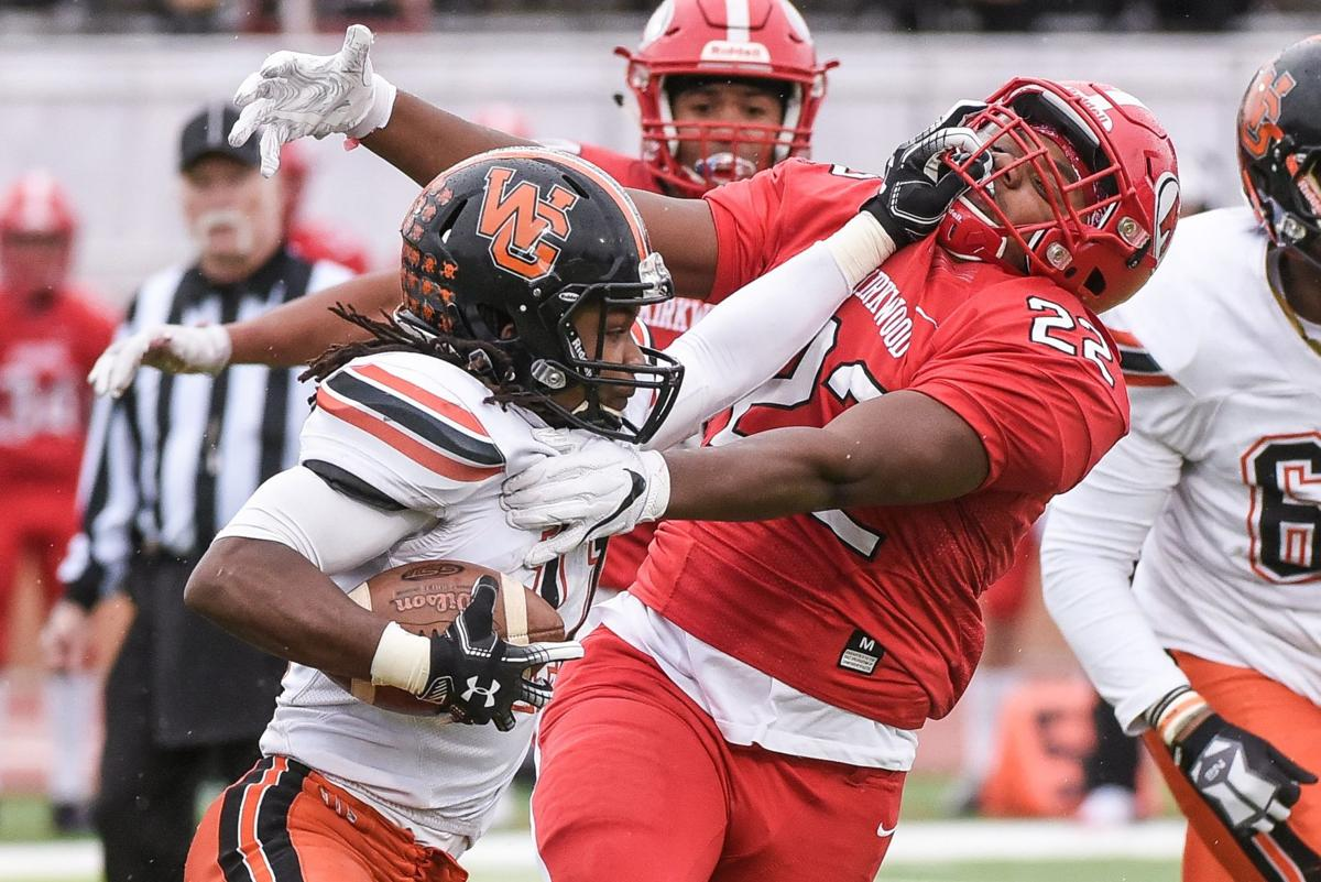 Maclin Scores Five Times As Kirkwood Extends Streak Over Webster Groves To Seven High School Football Stltoday Com