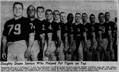 1960 Missouri Tigers