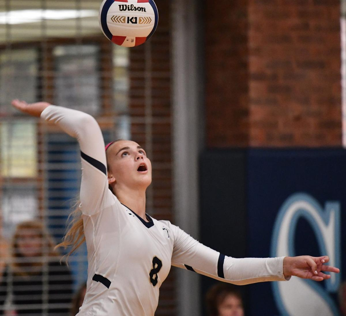 Althoff defeats Mater Dei for championship of Metro Classic Volleyball Tournament