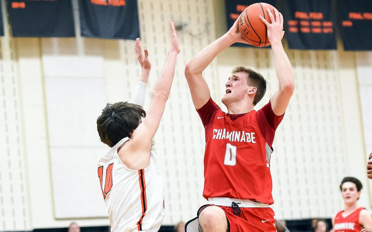 Webster Groves 76, Chaminade 74 (OT)