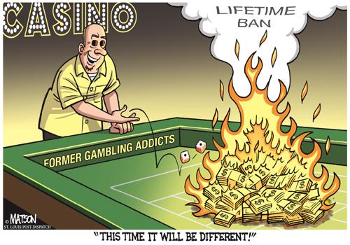Gambling addiction how to stop gambling in west virginia