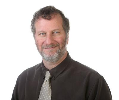 Food writer Daniel Neman