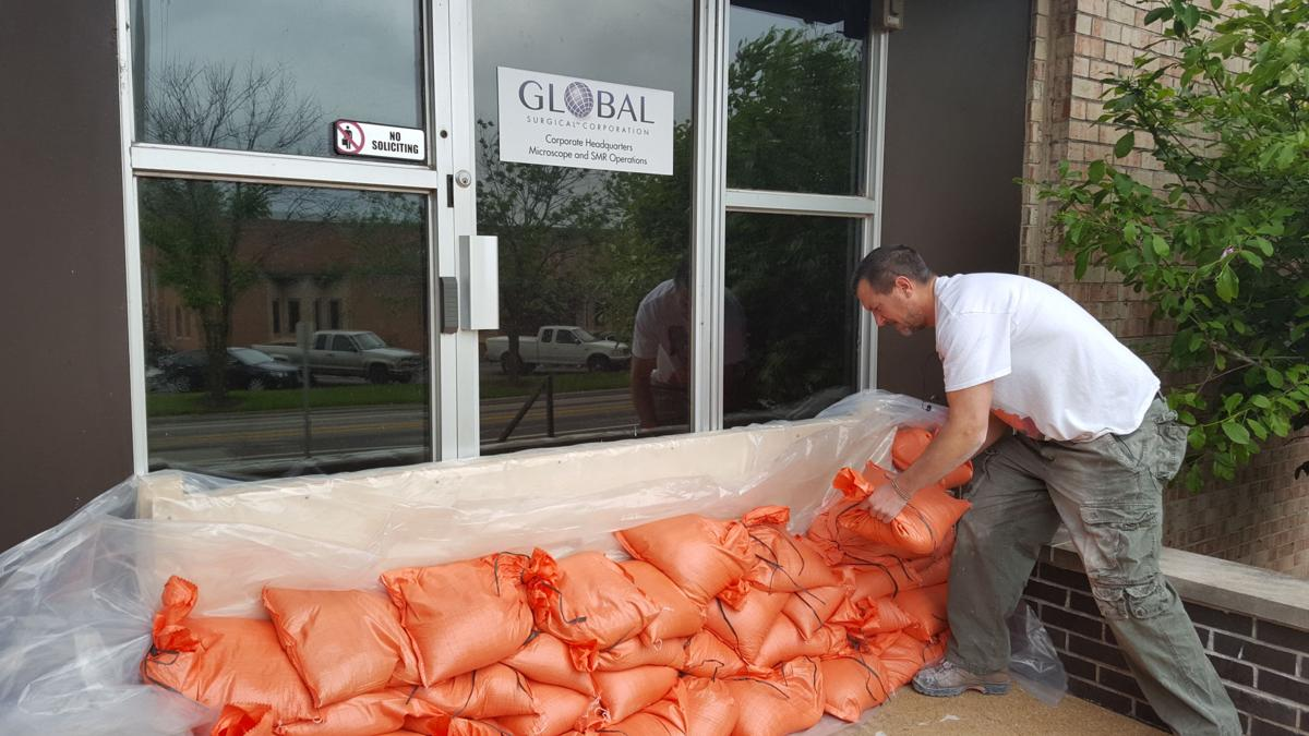 Preparing for the flood