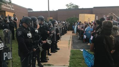 Florissant protests