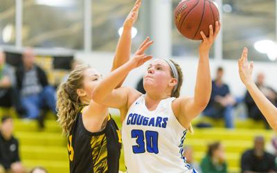 Fort Zumwalt East vs. Lutheran St. Charles girls basketball
