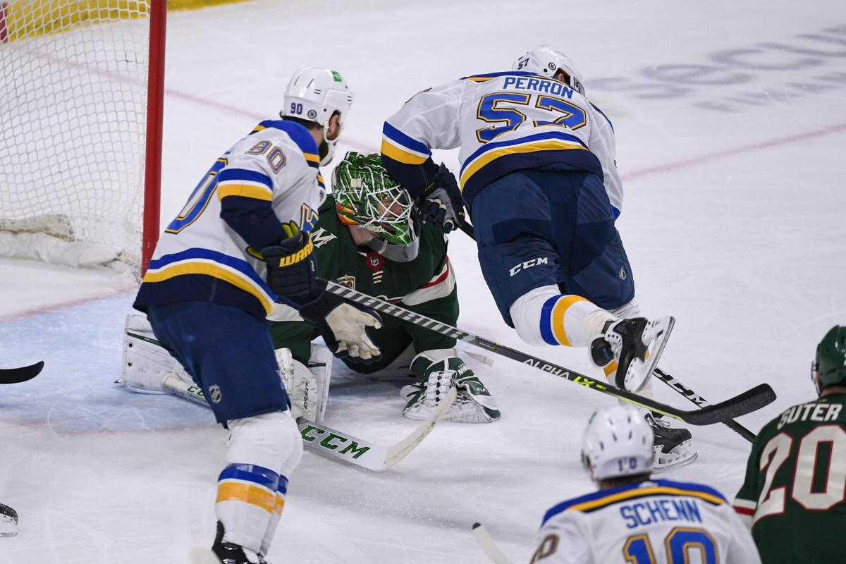 Blues Wild Hockey