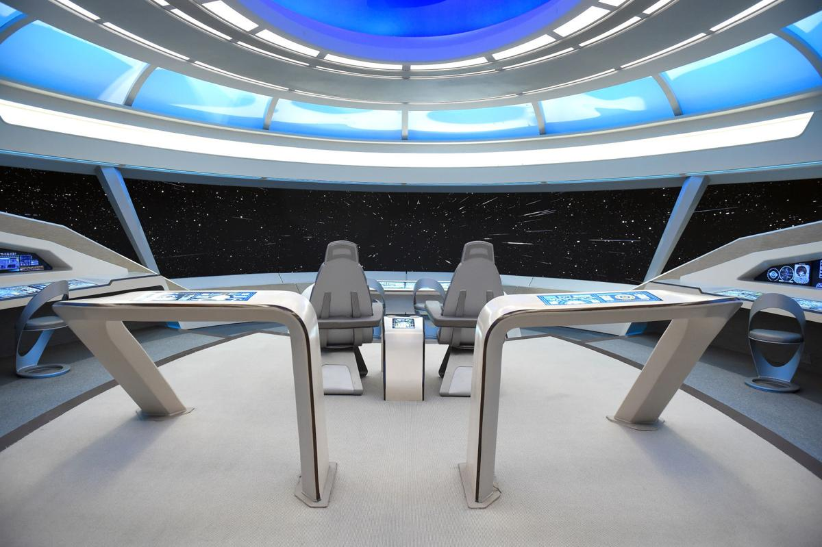 Go behind the scenes of Seth MacFarlane's 'The Orville