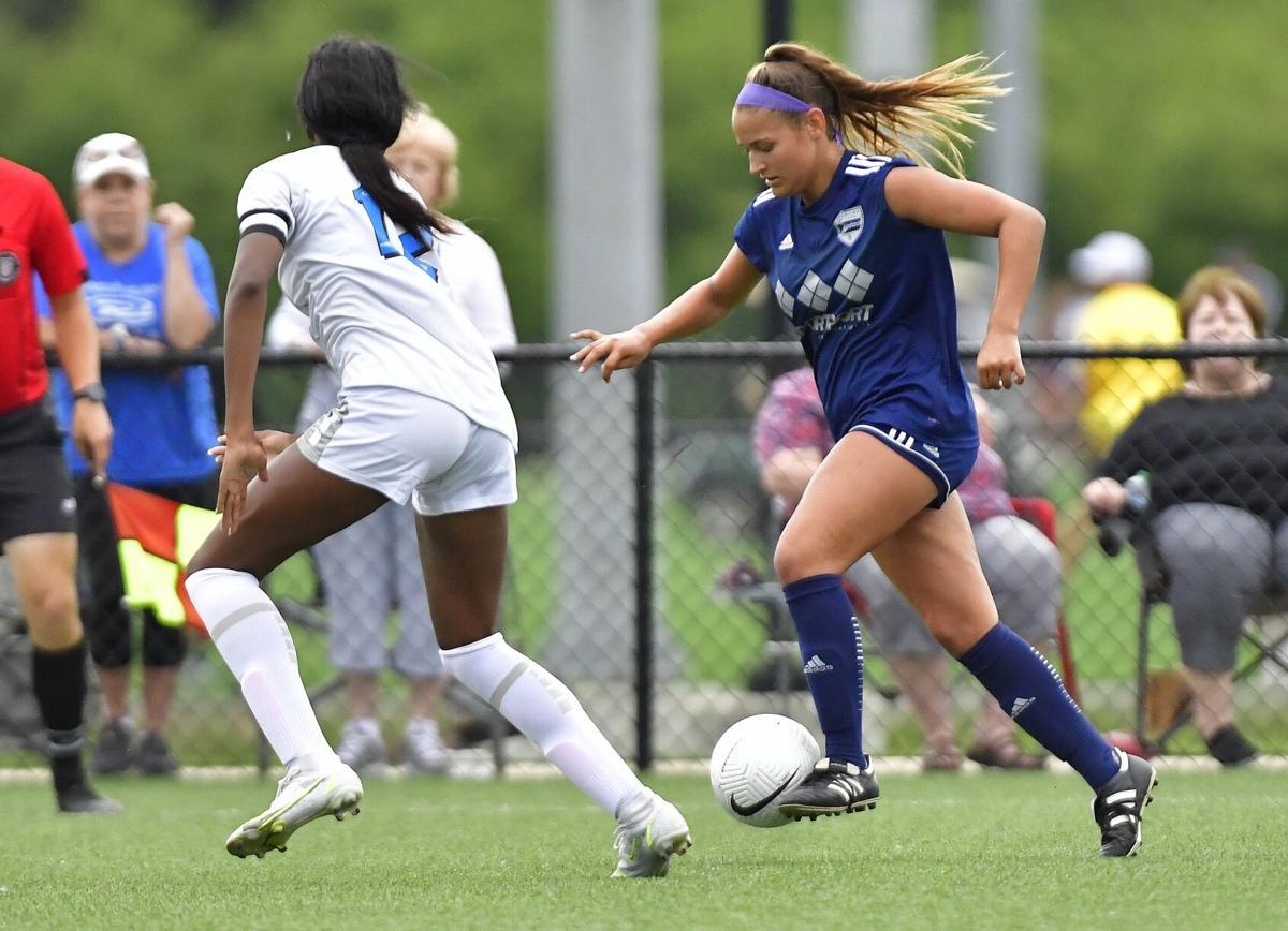 US Youth Soccer Midwest Regional - Sporting STL Rangers vs Kansas Rush