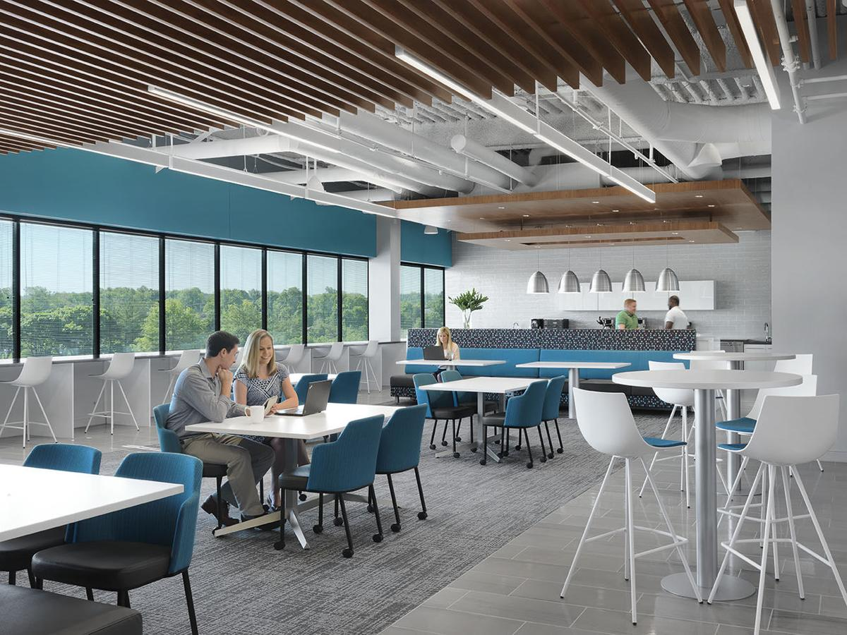 Cushman & Wakefield creates great places to work for clients and employees 1
