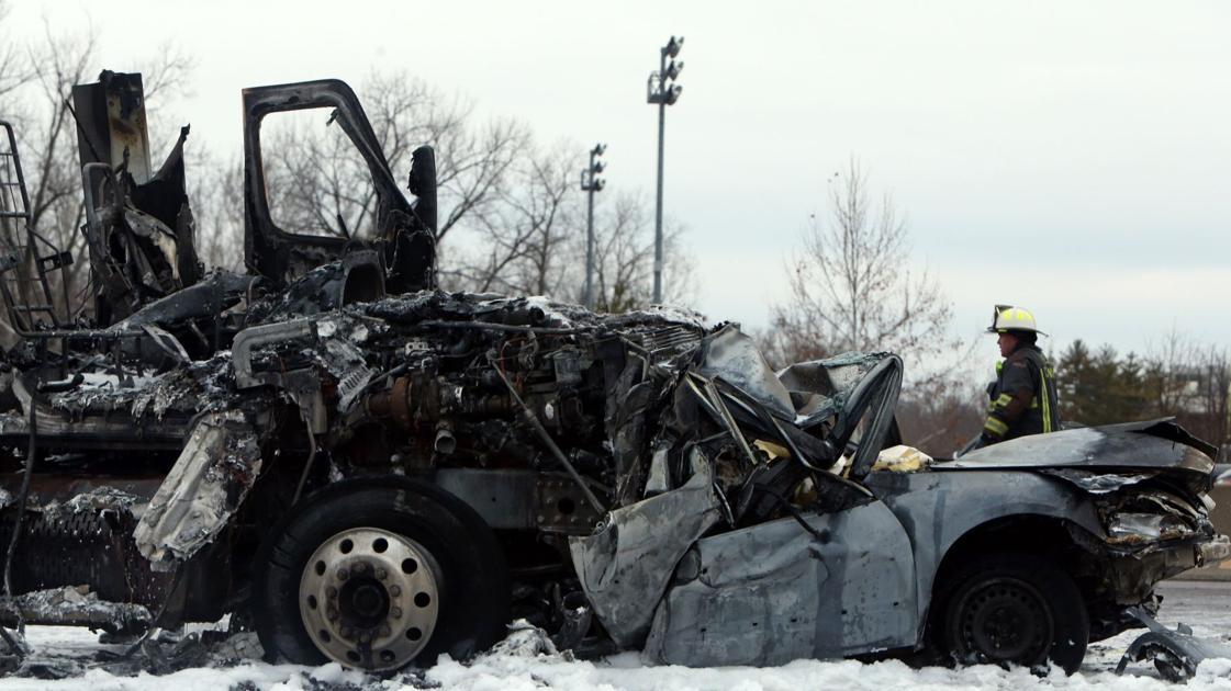 Ballwin Man Dies In Crash On Eastbound Highway 40 In Town