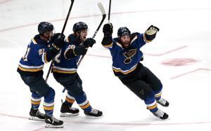 Hochman: Apa yang saya lewatkan tentang olahraga hari ini — Blues playoff hoki