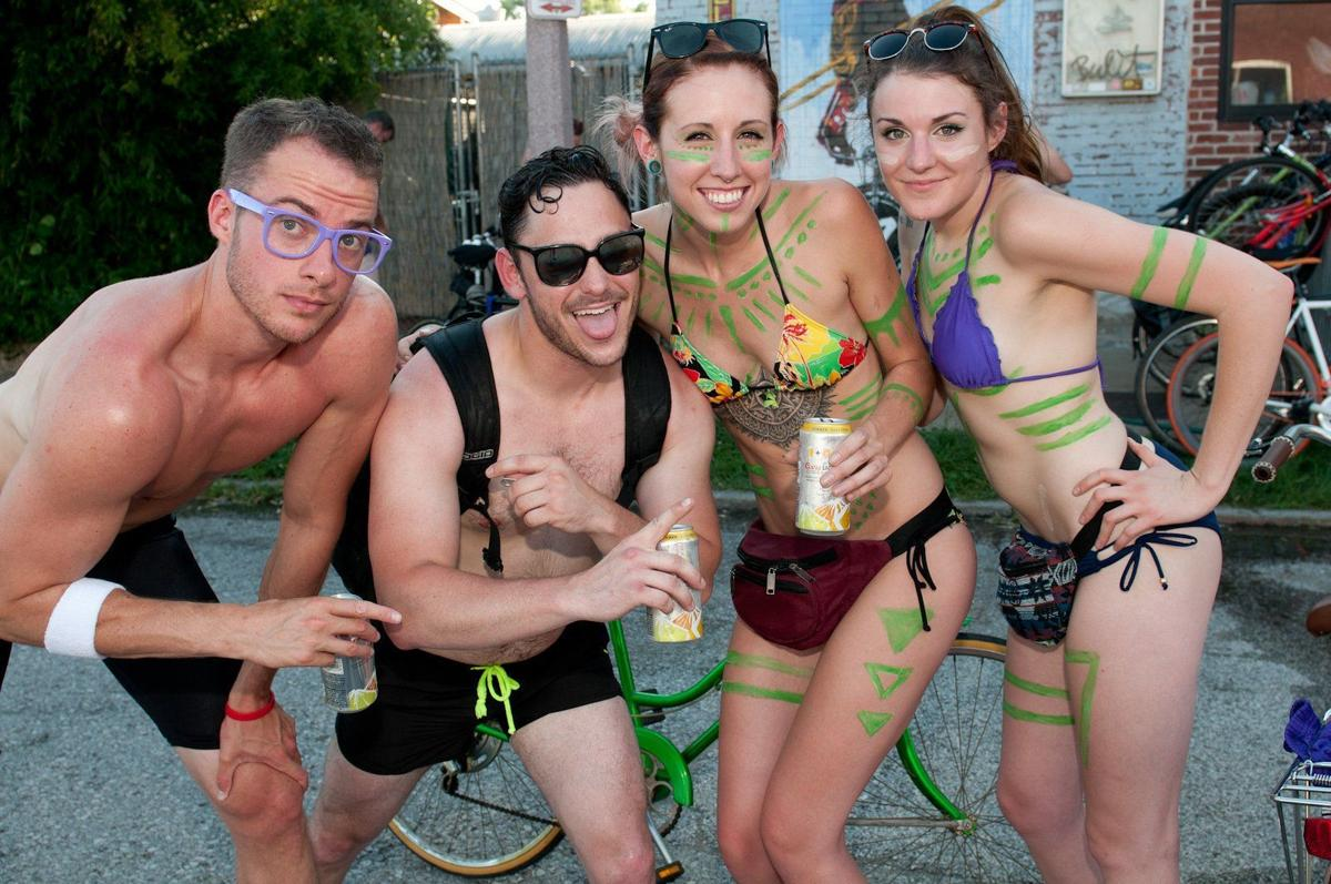 Iparty World Naked Bike Ride Entertainment Stltoday Com